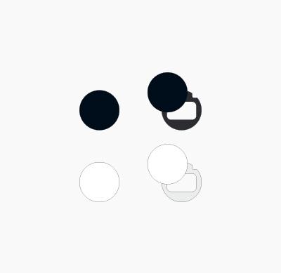 Badge4u – Camera cover obrotowy koło – Osłona na kamerę