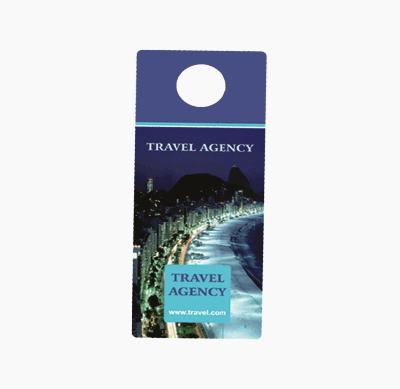 Badge4u – Kartonik – Zawieszka do drzwi