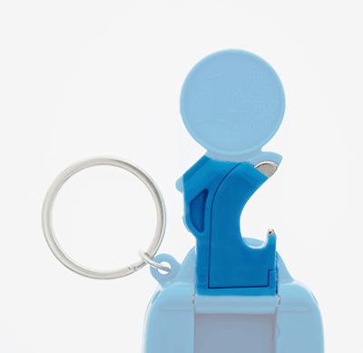 Badge4u – Keychain 5in1 – Otwieracz dobutelek