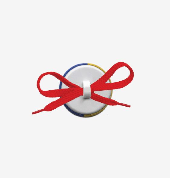 Badge4u – Znaczek – Plastik sznurówka