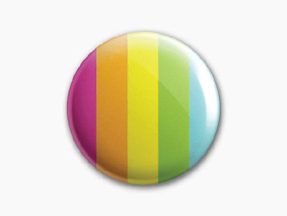 Badge4u – Znaczek – Fluoresencyjny
