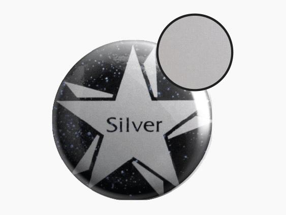 Badge4u – Srebrny papier