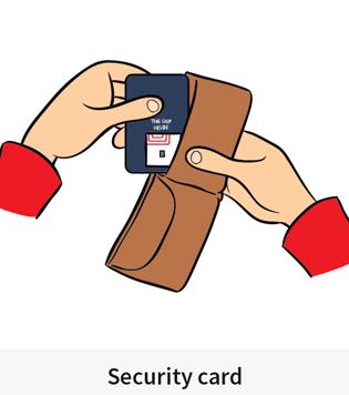 Security card
